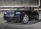 Rolls-Royce Phantom Drophead Coupe Nighthawk Bespoke: Nové foto a info