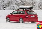 Svět motorů: Škoda Fabia Combi 1.0 MPI/55kW (+video)