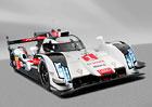 Trojice Audi R18 e-tron quattro míří na 24 hodin Le Mans 2015