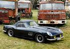 Někdejší Ferrari herce Alaina Delona se vydražilo za 14,2 milionu eur