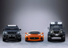 Jaguar Land Rover oficiálně pro novou bondovku Spectre