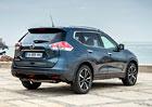 Nissan X-Trail: Verze 4x4 nyní bez příplatku