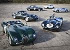 Jaguar Heritage Challenge Series nabídne závody klasiků