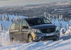 Mercedes-Benz Vito 4x4 se p�edstavuje