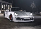 Porsche 911 Carrera GTS po zákroku TechArt pro Ženevu