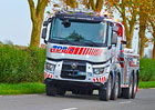 Renault Trucks na veletrhu Intermat