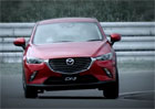 Video: Mazda CX-3 Driving Movie ukazuje malý crossover v akci