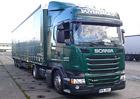 Scania Fleet Management pomohl najít ukradený tahač