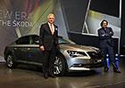 Škoda Superb III oficiálně: Světová premiéra vPraze-Karlíně