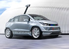 Rinspeed Budii: Autonomní elektromobil na bázi BMW i3
