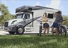 Volvo VNL jako pracoviště a domov v jednom (+video)
