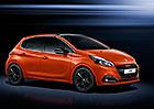 Peugeot 208: Mírný facelift s novými motory