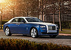 Rolls-Royce Ghost Mysore Collection: Py�n� jako p�v