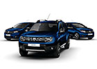 Dacia 10th Anniversary: Speci�ln� modely ve znamen� modr�