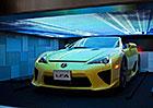 Lexus LFA Roadster jako kus umění, dočkáme se jej i ve skutečnosti? (+video)