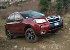 Subaru Forester: Turbodiesel a CVT v Česku od konce března
