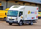 Renault Maxity H2 je vybaven palivovými články