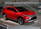 Mitsubishi XR PHEV II: Hybridní náznak nového ASX