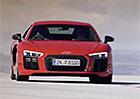 Video: Audi R8 V10 Plus vakci na okruhu