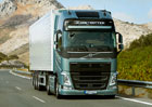 Volvo Dual Clutch a FH16: Nahoru a dolů