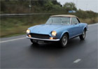 Fiat 124 Spider (1970): Modrá posedlost (video)