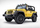 Jeep Wrangler Rubicon Rocks Star naznačuje možnosti úprav