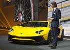 Lamborghini Aventador LP 750-4 SV: Super Veloce je lehčí a výkonnější