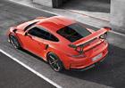 Porsche 911 GT3 RS má 500 koní na 1420 kg