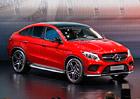 Mercedes-Benz GLE Coupé: První statické dojmy (+video)
