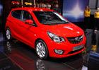 Opel Karl: První statické dojmy