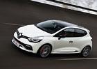 Renault Clio RS 220 Trophy nabízí mírné přiostření