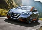 Nissan Sway: Vzpomínka na Sunny