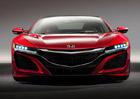 Honda NSX: Evropská premiéra japonského hybridního supersportu