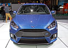 Ford Focus RS: První statické dojmy (+video)
