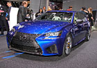 Lexus GS F: První statické dojmy