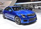 Cadillac ATS-V: Premiéra pro Evropu