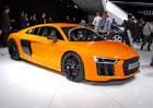 Audi R8 V10 Plus: První statické dojmy