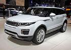 Range Rover Evoque 2016: První statické dojmy