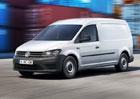Volkswagen Caddy Maxi nastupuje v nové podobě