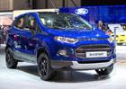 Ford EcoSport: Pro náročné Evropany