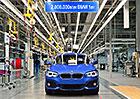 BMW slaví, vyrobilo dva miliony vozů řady 1