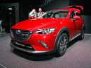 První dojmy: Mazda CX-3