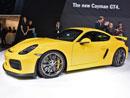 První dojmy: Porsche Cayman GT4