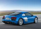Audi R8: Manuální převodovku a vidlicový osmiválec zákazníci nechtěli