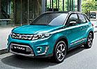 Suzuki Vitara: Výroba vMaďarsku zahájena