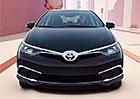 Video: Modernizovaná Toyota Corolla odhalena při testu