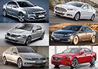 Co koupit: Škoda Superb vs. konkurenti aneb Kdonabídne nejvíce?