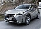 Lexus NX 200t: Jízdní dojmy z Francie (aktualizováno)