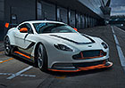 Aston Martin Vantage GT3: Ze závodního okruhu na běžné silnice (+video)