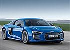 Elektrický supersport Audi R8 e-tron bude vážit 1840 kg